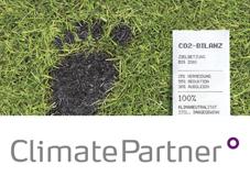 Grafik Service für klimaneutralen Auftritt